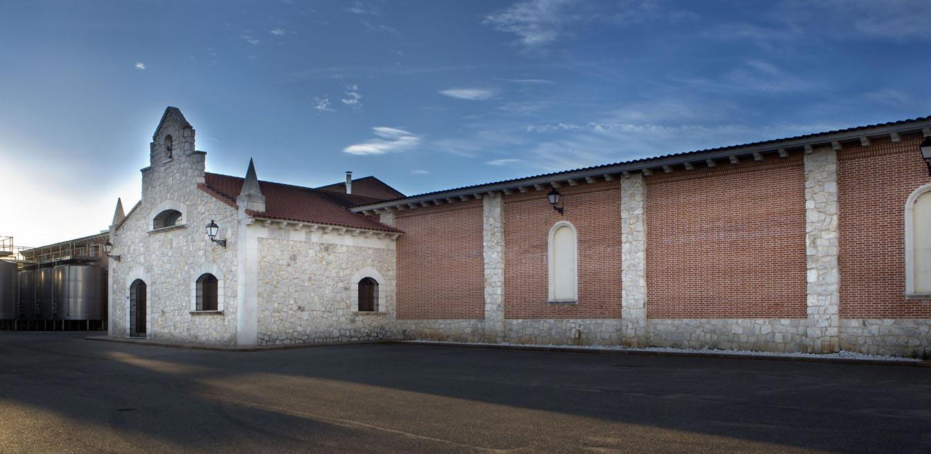 Bodegas Carramimbre. Ribera del Duero