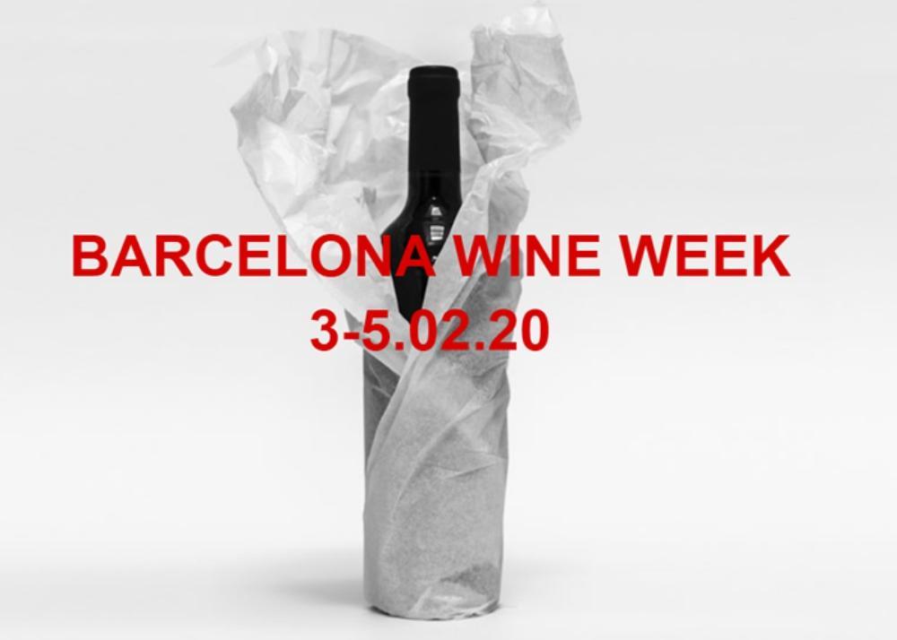 Visítanos en Barcelona Wine Week 2020